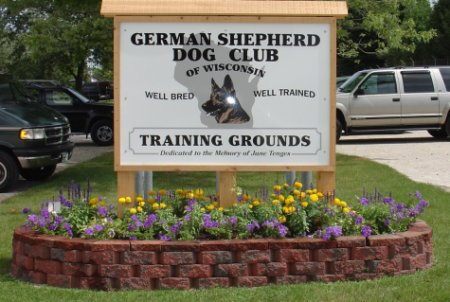 German Shepherd Dogs Club of Wisconsin